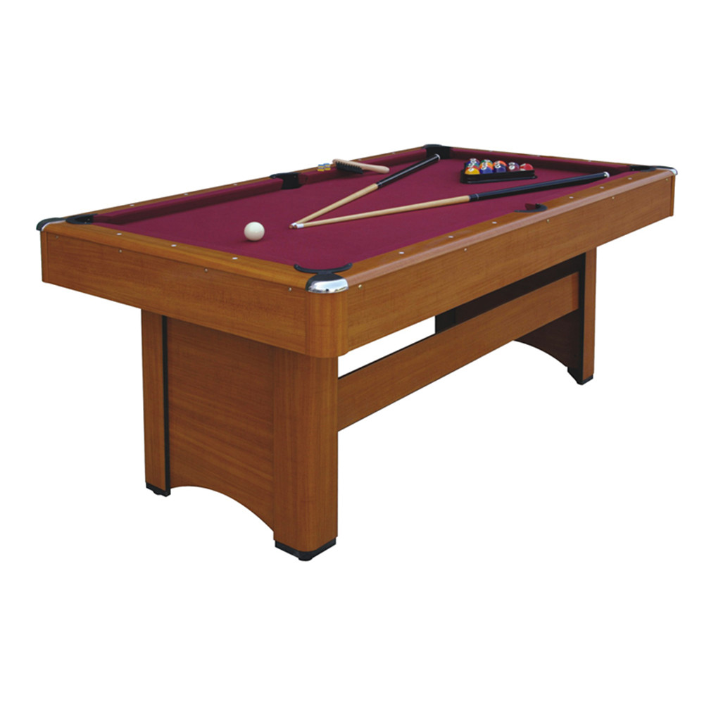 Club Sport Indoor MDF Pool Snooker Tafel & Amerikaanse Stijl Game Tafel Top Biljart & Biljart Apparatuur