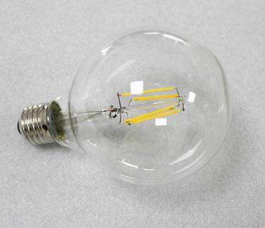 Led Filament Bulb G80 2w Led Light Bulb,Medium Screw E26 Base ...