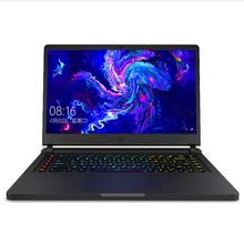 "Km originais laptop Intel Core i7-8750H 16g GTX 1060 15.6 ""1 t + 256g Mi Gaming Laptop"