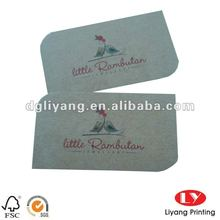 Craft Paper Business id Card Printing