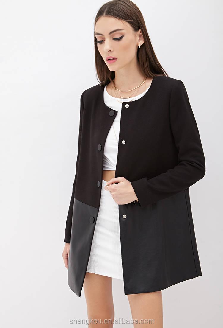 women winter coats 2014 high quality boutique coat model