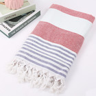 wholesale 100% cotton Peshtemals Hammam real cacala turkish towels from turkey