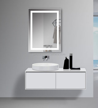 Super Electric Hotel Project Vanity Led Lighted Wall Bathroom Mirrors With Infrared Sensor Switch Buy Electric Lighted Bathroom Mirrors Electric Lighted Download Free Architecture Designs Scobabritishbridgeorg