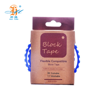 Wholesale high quality flexible soft building block tape for sales