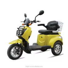 Anziani di <span class=keywords><strong>scooter</strong></span> 3 ruote mobilità elettrica motorino 500 W CE