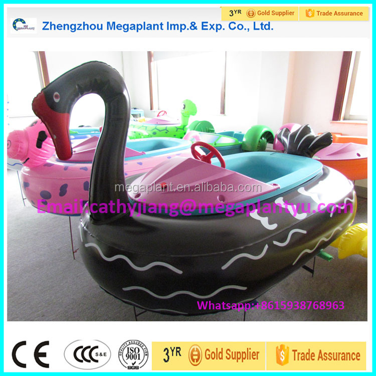 Kids child Water bumper boat for pool