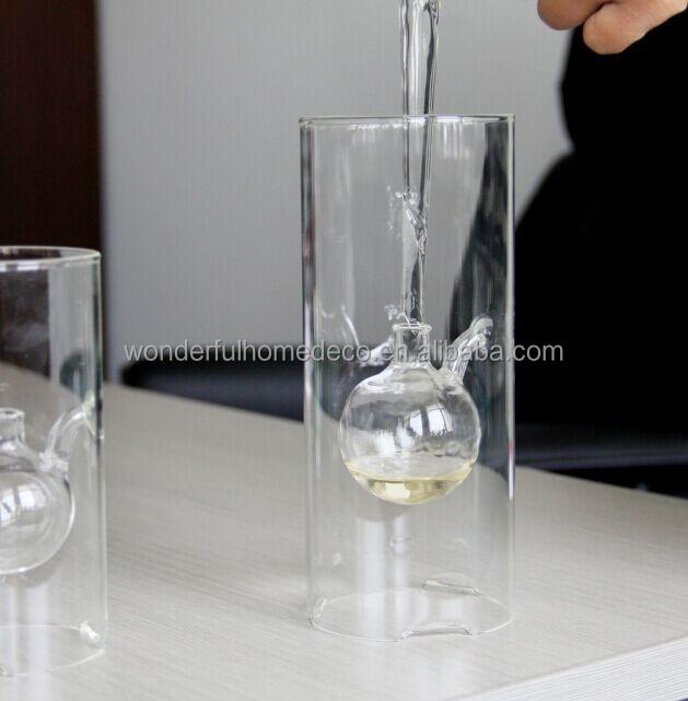 Floating Oil Lamps Glass/oil Lamp Chimney/oil Lamp Glass - Buy ...