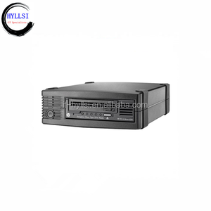 Eh970a-hp storeever lto-6 ultrium 6250 external sas 6. 25tb tape drive.