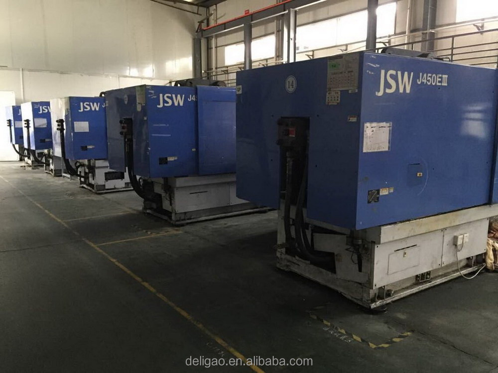 Jsw Used Injection Moulding Machine