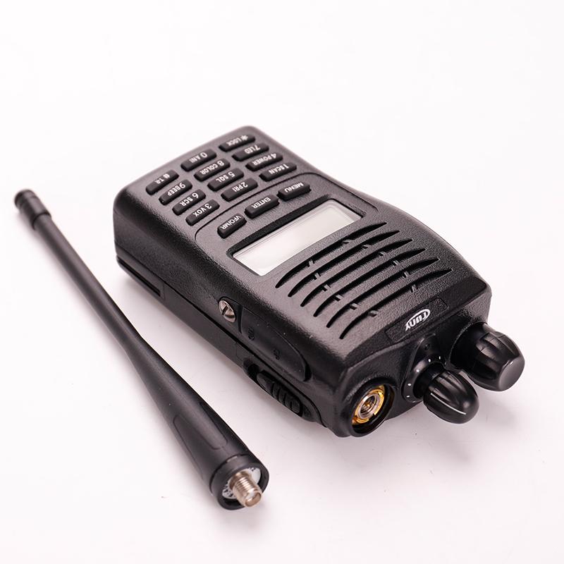 Long Range Two Way Radio Emergency Button 10Km Walkie Talkie MT-777