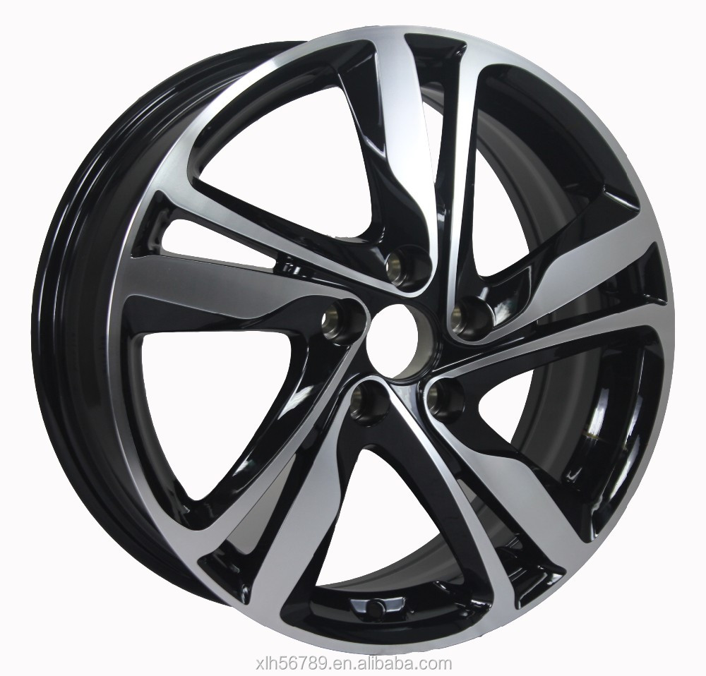 "High quality 16"" 17"" ALLOY WHEEL with competitive price for all car makes"