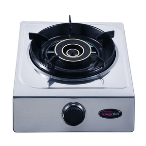 Table top single cylinder gas stove XA101-F6