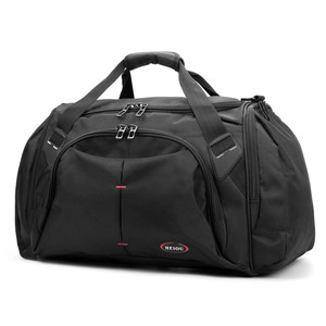 funky mens blank nylon gym sports bag duffle travel bag