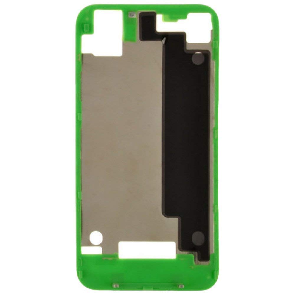 Door Frame for Apple iPhone 4S (CDMA & GSM) (Green) with Glue Card