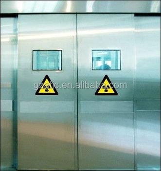 Isolation Hospital Room Radiation