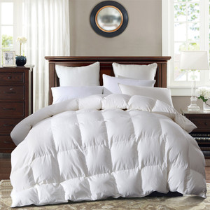 Factory Directly Comfortable White Goose Down Quilt/Duvet/Pillow