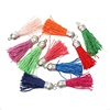 DIY Earrings Making Home Decorative Curtain Tassel Crafts Mixed Sewing Accessories Silk Tassels Fringe For Jewelry