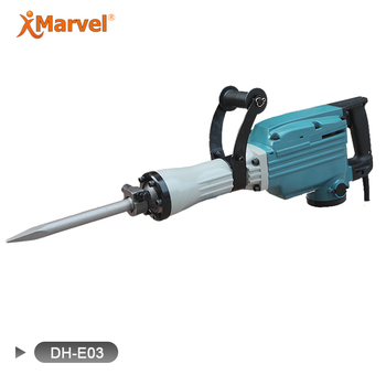 Certificated power tool MARVEL 11kg 110volt 65mm demolition hammer