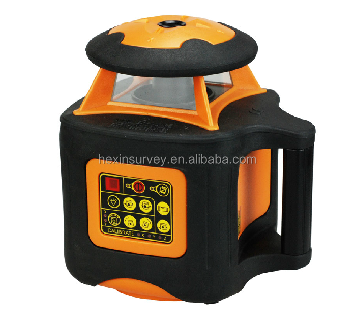 cheap price laser leveling equipment & Laisai laser leveling instrument LS521II type of surveying instruments