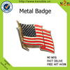 American USA Flag Pin Badge