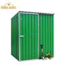 Powder Coated Frame Finishing and Sheds & Storage Type metal garden shed