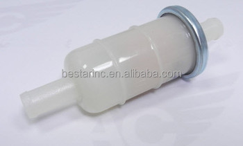 inline fuel filter replacement oem 16900-mg8-003 for motorcycle