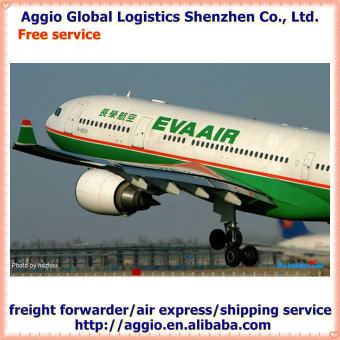 aggio free sample logistics shipping rates from china to albany usa