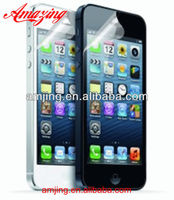 Ultra Clear For iPhone 5 Screen Protector film,with factory cheap price