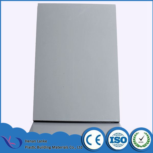 Printable plastic sheet 13mm pvc free foam board