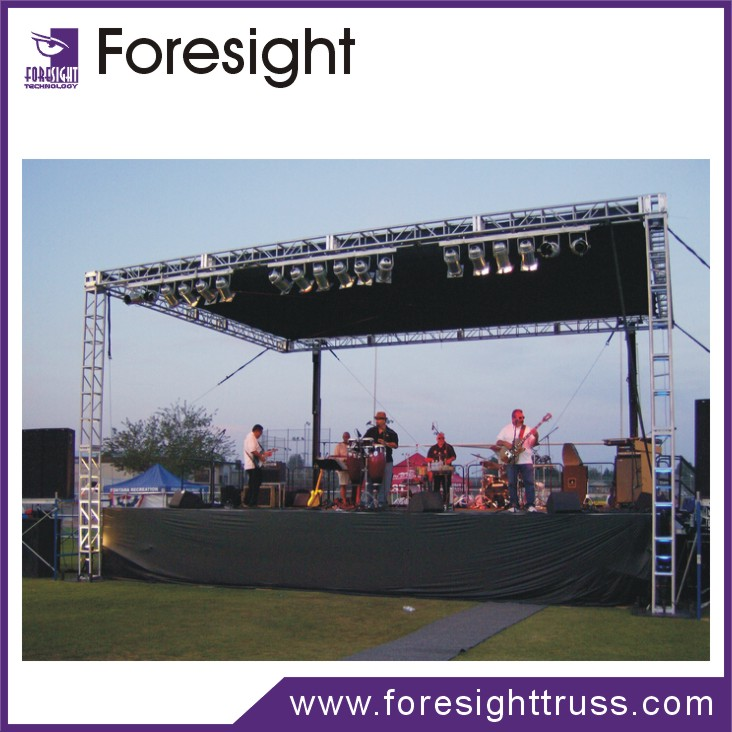 Stage Light Frame/ Stage Light Structure/ Stage Truss System - Buy ...