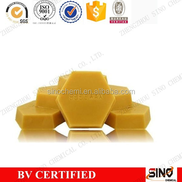 100% nature honey bee wax for medical application