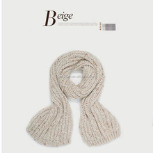2015 Fashion New Special Yarn Knitted Scarf