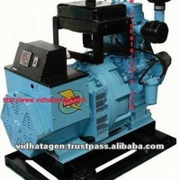 Swaraj Engine Made Silent Dg Sets 2. 2 Kva-50 Kva (air / Water ...