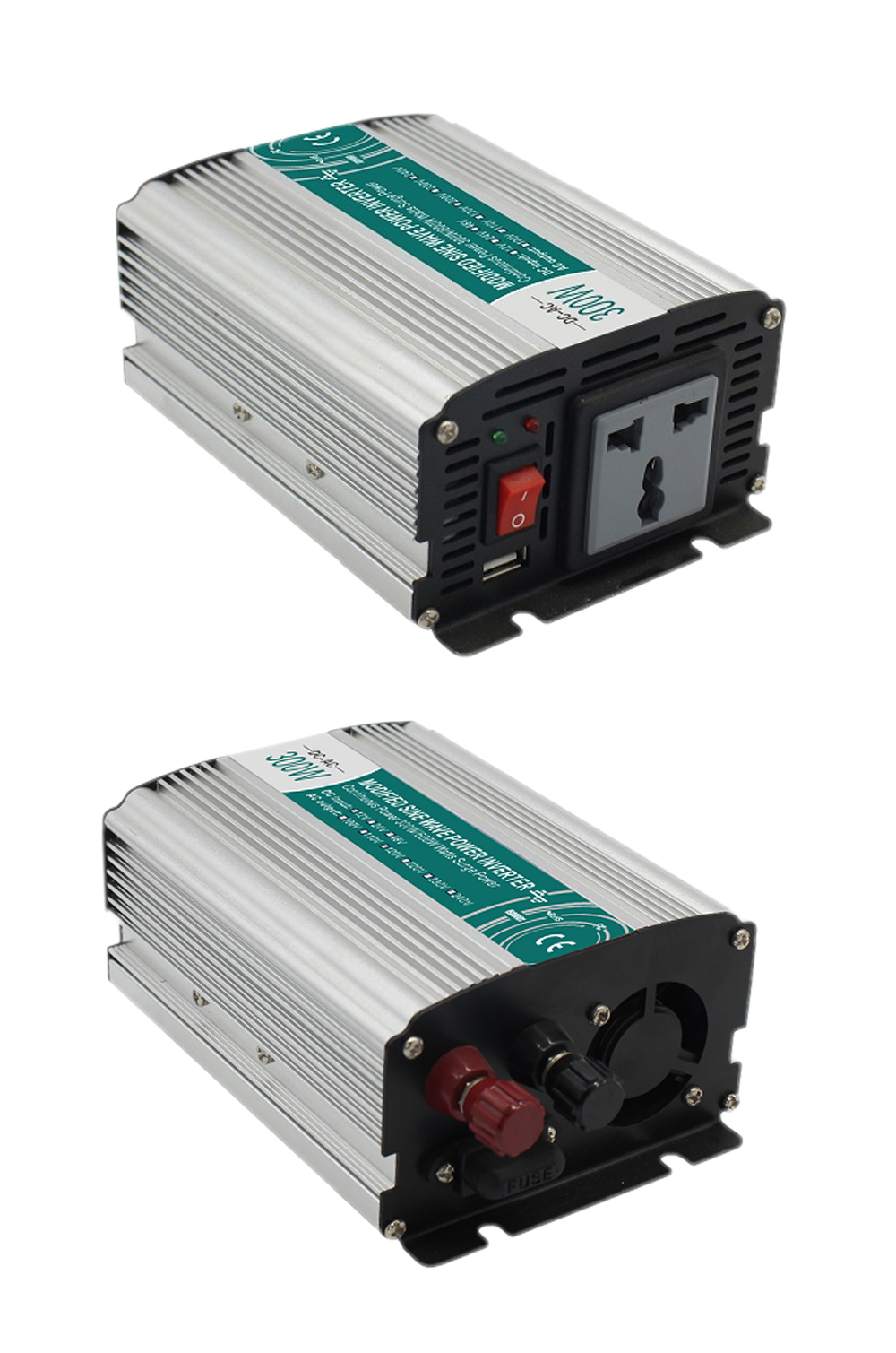 Erneuerbare Energie Friendly P500c 500w Car Power Inverter Dc12v To Ac220v Solar Inverter Modified Charger Mc