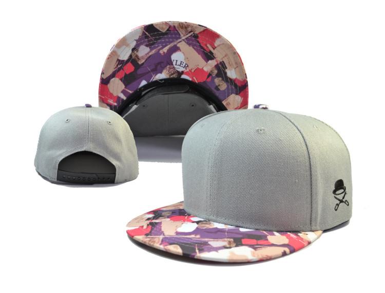 Get Quotations · Summer bone male snapback gray blank hats brand cayler sons  hip hop printed strap baseball female 93cf631438d