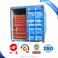 wall steel concrete formwork for concrete pouring