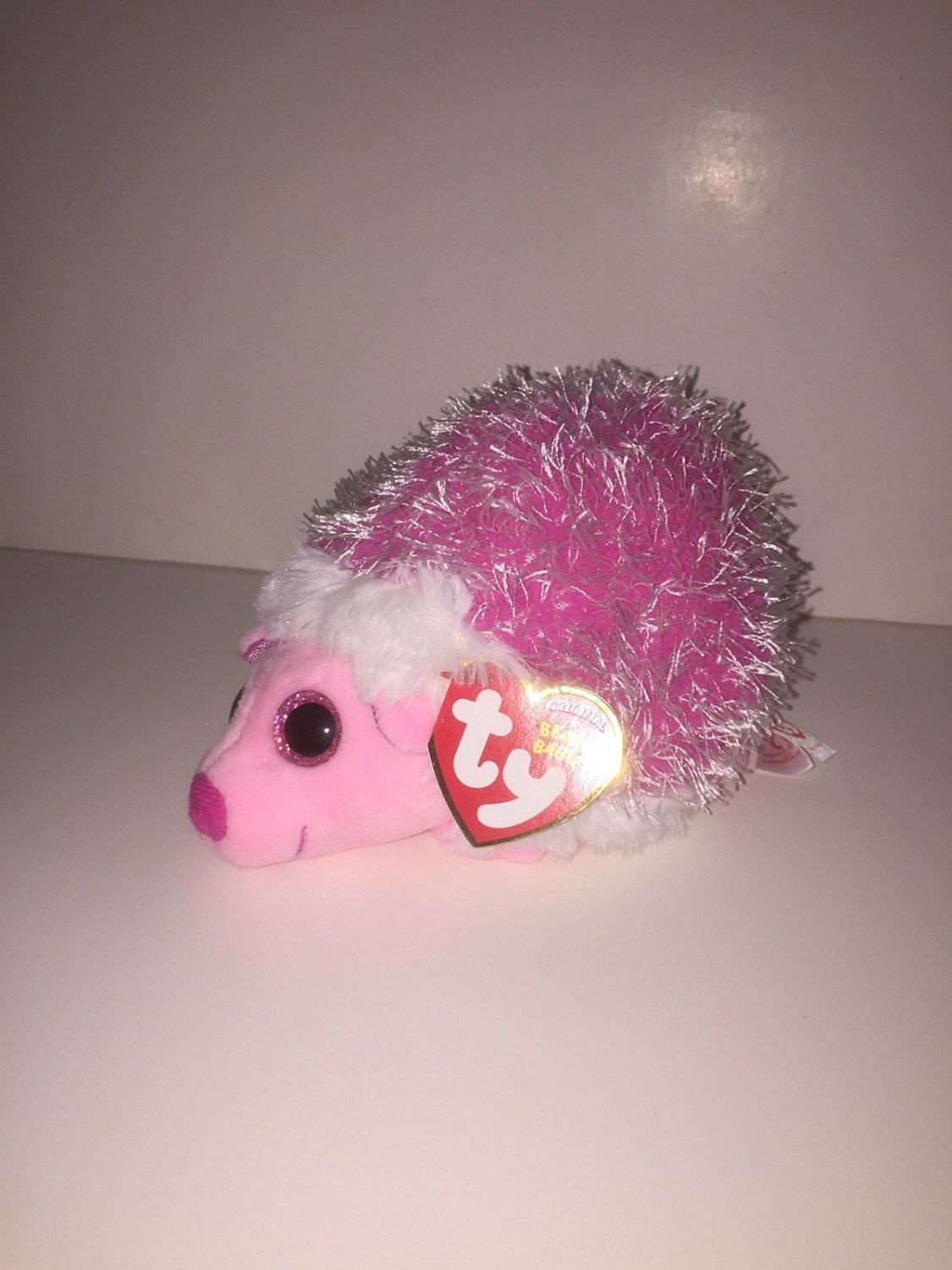 1a29641f7ce Buy Ty Beanie Babies Mrs. Prickly The Pink Hedgehog Plush in Cheap ...