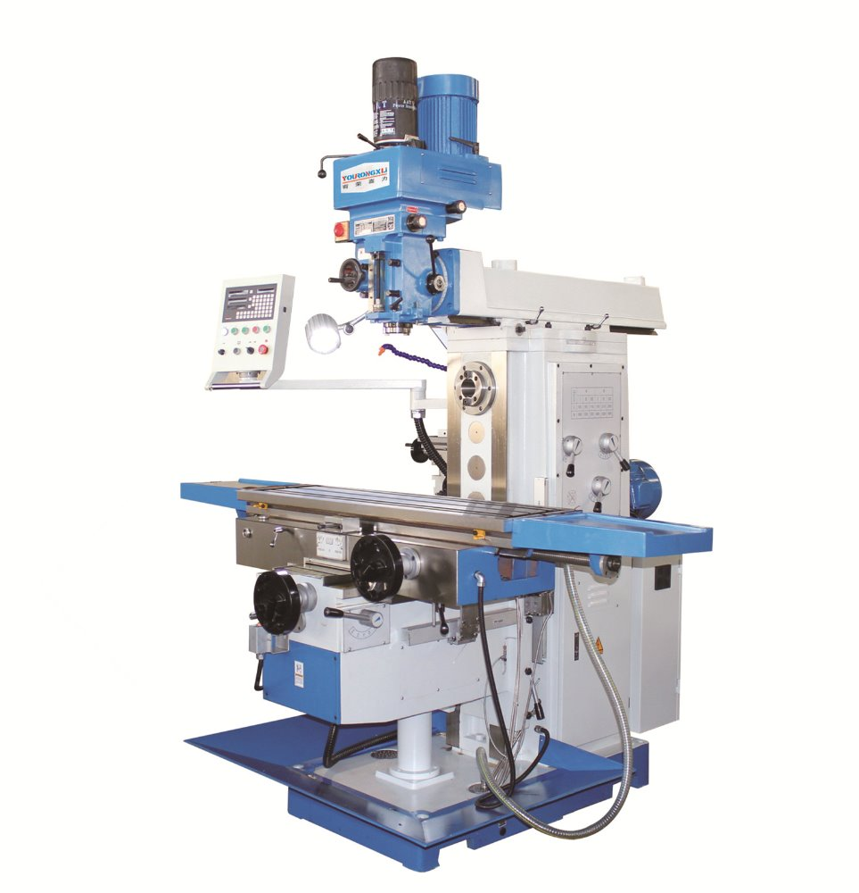 XL6336 radial table power feed milling machine