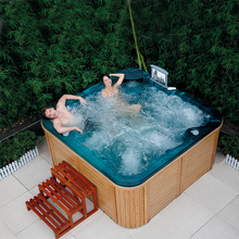 HS-H01 chinese outdoor hot tub,perfect pool spa,hydro spa hot tub