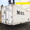 20ft 40ft used reefer/refrigerated container price for sale