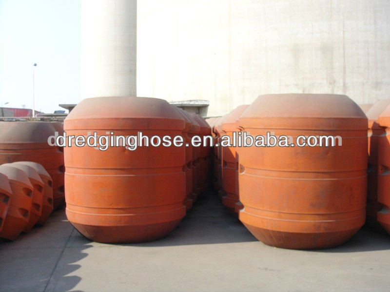 competitive quality PE hose float for dredging service