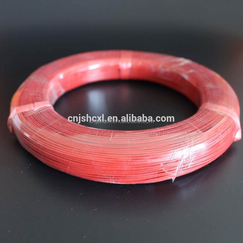 7//0.2mm Single Core Hook Up Wire Pink 10 Metres