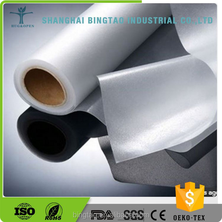 Medical Grade Tpu Hot Melt Adhesive Film For Garments