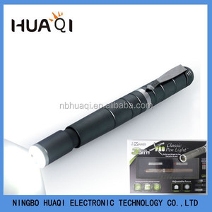 Mini Zoom LED Pen Light