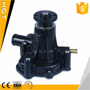 Manufacturer Excavator for 4TNE88 diesel water pump specification,.75hp water pump,water pump made in china