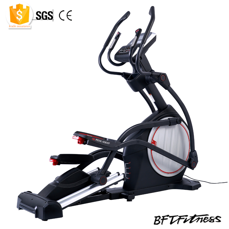 Gym Equipment 14KG Flywheel Commercial Magnetic Orbitrac Gym Bike Orbitrac Cross Trainer/Magnetic Elliptical Trainer