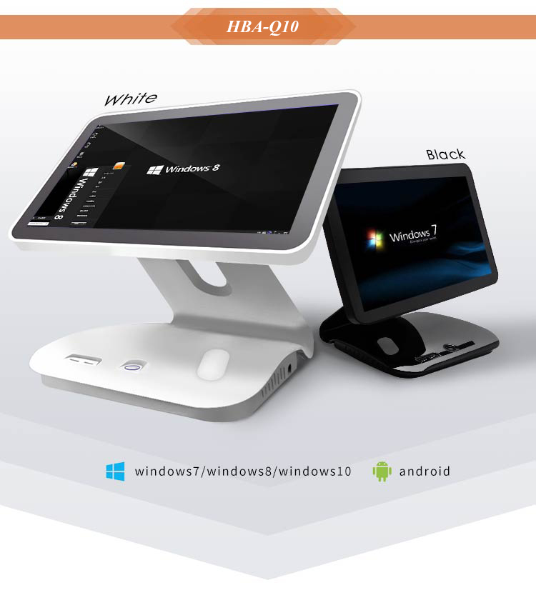 Best Selling 15 Inch Touch Pos Machine Support Android And Windows 7/8/10 for Restaurant
