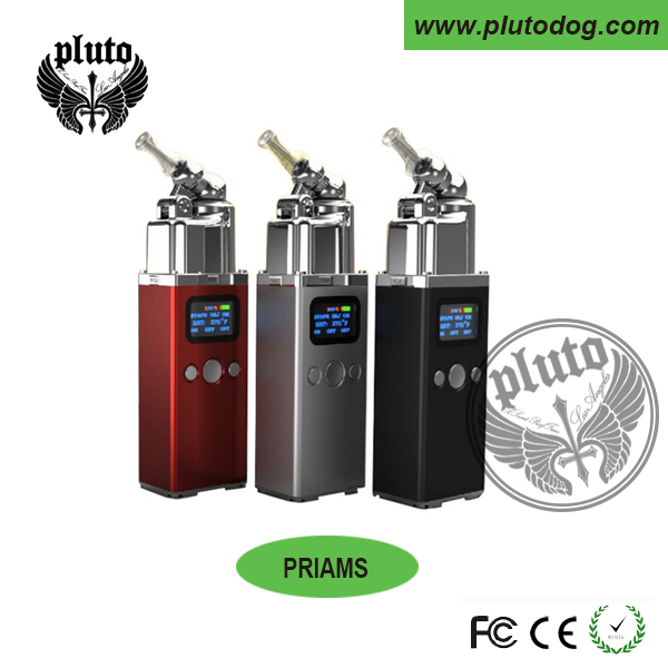 2017 Pluto priams herbal vaporizer dry herb