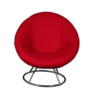 China modern European Style funiture chairs design Leisure Egg Swivel Chair