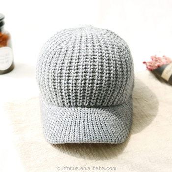 2018 Baseball Knit Crochet Cap And Hat Buy Novel Beanie Winter